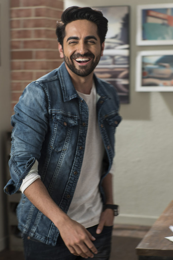 Ayushman Khurana for Amazon